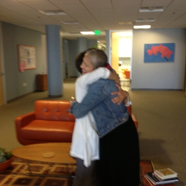 Hugs from Lisa!
