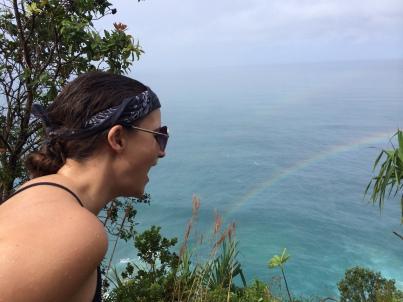 Eating a rainbow...